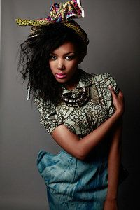 Designer Ohema Ohene Ankara Print Fabric short sleeve Top ~African fashion, Ankara, kitenge, African women dresses, African prints, Braids, Nigerian wedding, Ghanaian fashion, African wedding ~DKK