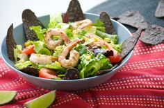 Obsessive Cooking Disorder: Nordstrom's Cilantro Lime Shrimp Salad