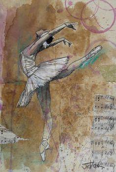 "Saatchi Art Artist Loui Jover; Drawing, ""white swan study"" #art"