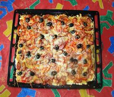 Food Design, Lasagna, Quiche, Food And Drink, Pizza, Cooking, Breakfast, Ethnic Recipes, Mariana