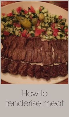 There are several techniques to achieve deliciously succulent, tender meat. via @https://uk.pinterest.com/endofthefork