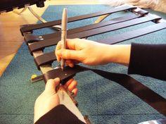 Barcelona Chair Repair
