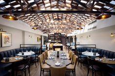 Covent Garden-- Cafe Murano (Italian)