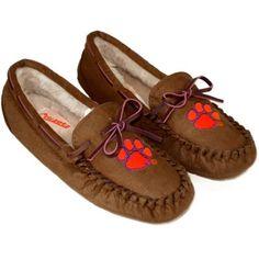 Clemson Tigers Ladies Kenai Slippers