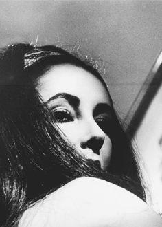 Elizabeth Taylor in 'Reflections in a Golden Eye.' (1967) a film directed by John Huston