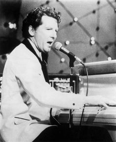 Jerry Lee Lewis Jamming the Piano