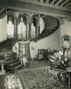 Harold Lloyd's Benedict Canyon home, Greenacres.