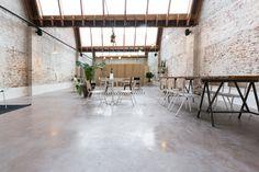 MELTON - Studio Scott locaties voor fotoshoots