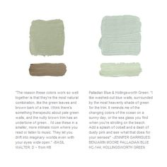 Designer Paint Color Picks Seen At House Beautiful. Decorating Around The Color Green   Swedish Style