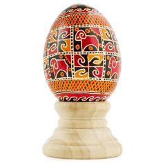 Sheep Ukrainian Pysanka Egg #BestPysanky