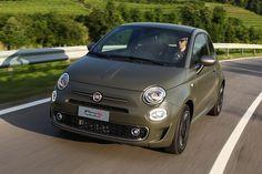 Nowy, sportowy Fiat 500S! Poznaj go bliżej: http://www.fiatpress.pl/press/article/2031