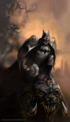 Batman by ~danielmchavez on deviantART