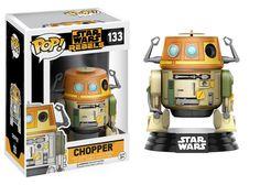 Star Wars Rebels POP! Vinyl Figure - Chopper @Archonia_US