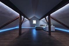Create the Atmosphere!    #Reprofil #Profil #LED #Trockenbau #AM-02-10 #AV-03-12 #Sockelleiste #Stripe #Linear #Licht