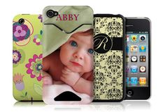 Custom iPhone Cases, Personalized iPhone Cases