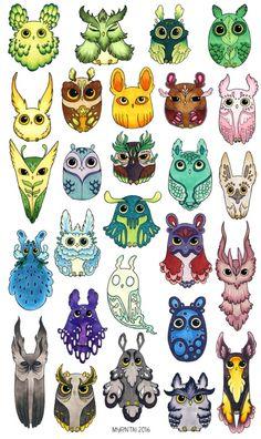 Owls 2016