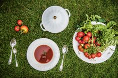 Najlepšia paradajková polievka, inú už u náš nikto nechce