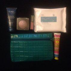#ipsy - October 2014  #julep #cosmetics #mua #makeup #beauty #bblogger #bblog