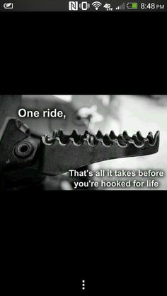 For the sweet love of MOTOCROSS! Our ultimate list of motocross quotes are dirty, funny, serious and always true. Check out our favorite motocross sayings Dirtbike Memes, Motocross Quotes, Dirt Bike Quotes, Motocross Love, Motocross Helmets, Biker Quotes, Motorcycle Quotes, Motorcycle Girls, Quotes Dream