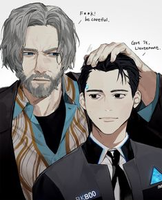 410 Best detroit become connor images in 2018 | Detroit