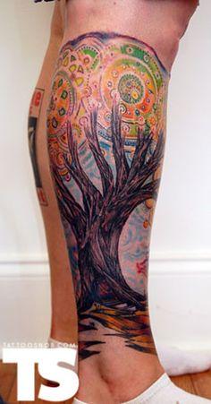 Need a David Hale tattoo