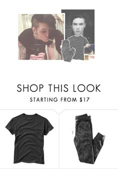 """""""✮ ootd"""" by l0st-demig0ds ❤ liked on Polyvore featuring beauty, Gap and H&M"""