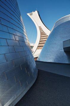 Rio Tinto Alcan Planetarium, Montréal, 2013