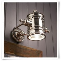 Riviera Maison On Stage Wall Lamp