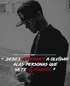 Anuel Aa Quotes, Fact Quotes, Qoutes, Crazy Life, My Crazy, Daddy Yankee, Sad Love, Joker, Facts