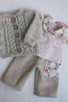 Vêtements pour poupée Waldorf Girl pantalon par brusenjka sur Etsy Plus