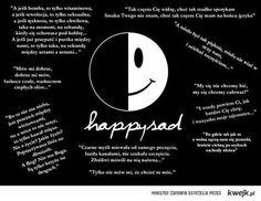 happysad cytaty - Szukaj w Google