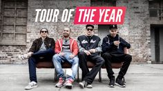 VNM x KUBA KNAP x W.E.N.A. x KUBAN - TOUR OF THE YEAR prod.SoDrumatic