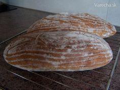 Kváskový zemiakový chlieb (fotorecept) - Recept Czech Recipes, Russian Recipes, Bread Baking, Food And Drink, Meals, Montessori, Basket, Cooking, Baking