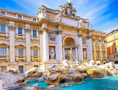 Fountains in Rome | Things to do in Rome | Eurail.com