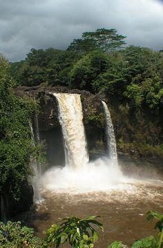 Rainbow Falls, Hilo, Hi.