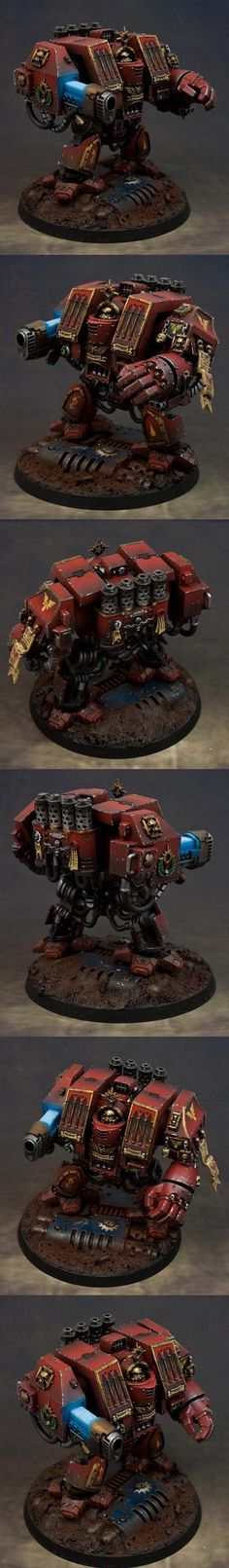 Blood Angels, Object Source Lighting