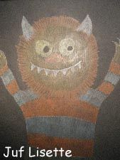 Where the wild things are Wild Things, Teaching Ideas, Painting, Art, Art Background, Painting Art, Kunst, Paintings, Performing Arts