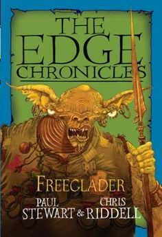 Edge Chronicles: Freeglader by Paul Stewart,Chris Riddell, Click to Start Reading eBook, THE ROOK TRILOGY, Book IIIFleeing from the ruins of New Undertown, Rook Barkwater and his colleagues—