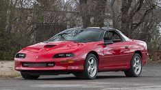 1997 Chevrolet Camaro SS 5.7L