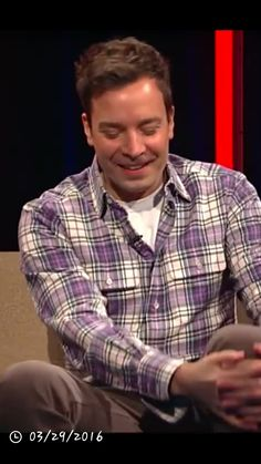 Jimmy Fallon...His Interview -On The Verge.