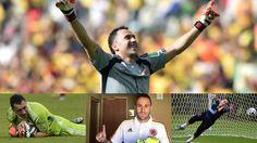 David Ospina llega a los 100 juegos con la Selección Colombia - Deportes RCN (Comunicado de prensa) (blog)