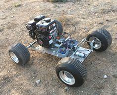Project - 212cc GIant RC Car