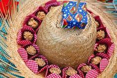 Lineh Damas: Decoração Festa Junina