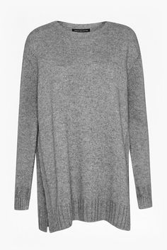 Core Cashmere Blend Oversized Jumper | Jumpers & Cardigans | French Connection
