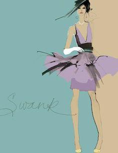 Style and Focus Lifestyle PR: Artist and Illustrator: Aasha Ramdeen