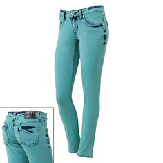 Colored+Skinny+Jeans+For+Juniors | Hydraulic Indie Color Skinny Jeans - Juniors