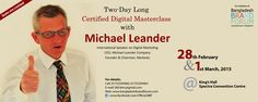 Digital-Masterclass Dhaka Bangladesh with Michael Leander