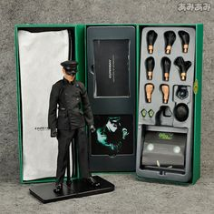 Bruce Lee Kato Green Hornet | Enterbay Bruce Lee KATO The Green Hornet 1/6 Actio photo, picture ...