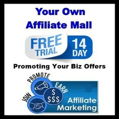 """We Will Build Your Own Affiliate Marketing Mall """"Just Like This One"""" But With Your Affiliate Links! This """"Affiliate Marketing Mall"""" Allows You To Promote Any Money Making Program You Are Working… How would you like a MONEY MACHINE that will work for you 24 hours a day 7 days a week? You are looking […]"""