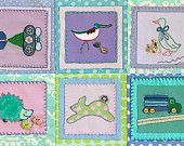 Set of 6 patterns with the corresponding 12 handmade and hand painted Incomparable Handmade Paint, Handmade Gifts, Stitch Patterns, Etsy Seller, Kids Rugs, Hand Painted, Buttons, Etsy Shop, My Love